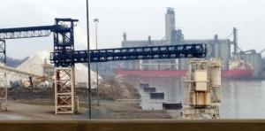 Grain Freighter 062