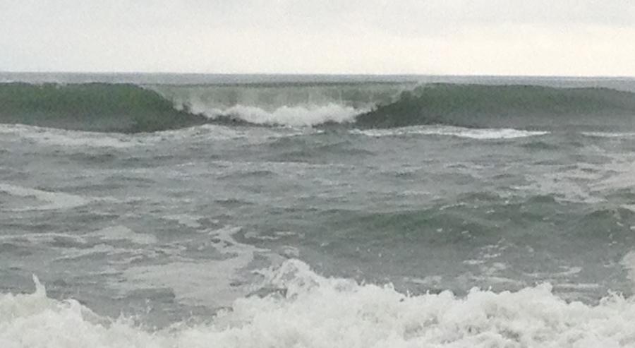 Hatteras Ocean Wave