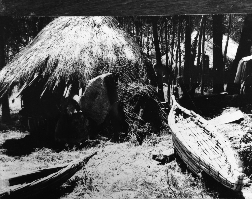 Lake Tana Reed Canoe